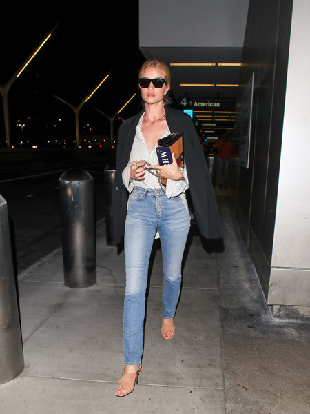 Rosie Huntington-Whiteley Classic Jeans []