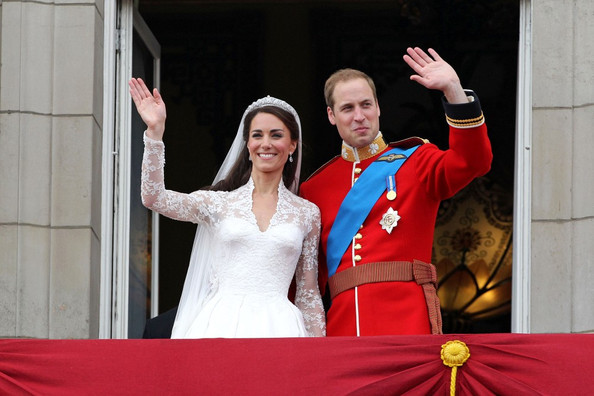 Kate+Middleton in Royal Wedding: The Balcony