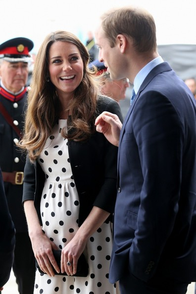 More Pics of Kate Middleton Long Wavy Cut (1 of 17) - Kate Middleton Lookbook - StyleBistro