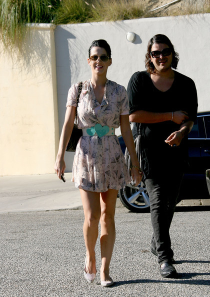 More Pics of Katy Perry Leather Belt (3 of 4) - Katy Perry Lookbook - StyleBistro []