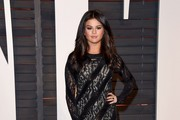 Selena Gomez Evening Dress