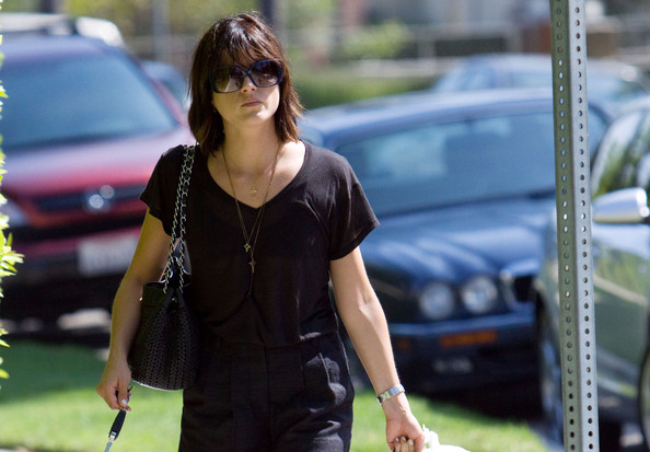 Selma Blair Mid-Length Bob