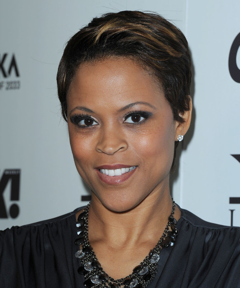 Shaunie O'Neal Short Straight Cut