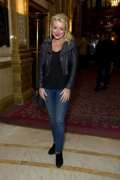 Sheridan Smith Leather Jacket