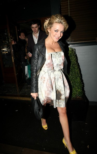 Sheridan Smith Clothes