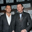 Guy Ritchie and Jude Law