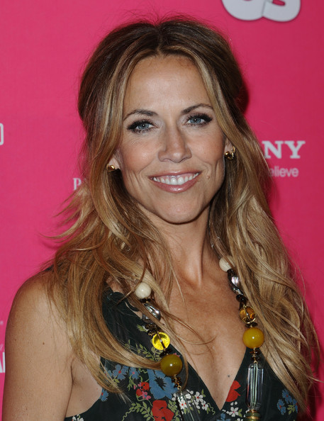 Sheryl Crow Half Up Half Down