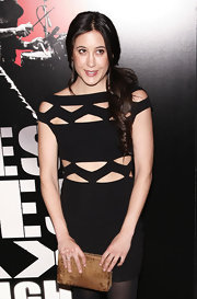 Vanessa Carlton wore a small silver stud in her left nostril.
