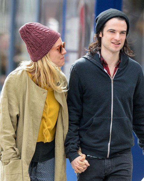 Sienna Miller Cable Beanie