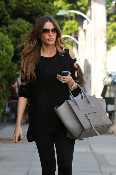 Sofia Vergara Crewneck Sweater