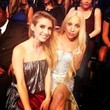 Emma Roberts and Lady Gaga Sparkle