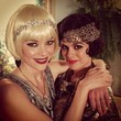 Jaime King and Rachel Bilson Get Dolled Up Vintage Style
