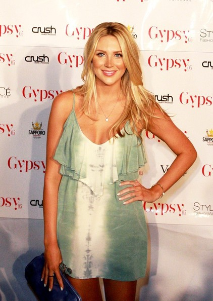 Stephanie Pratt Day Dress