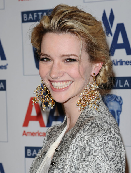 Talulah Riley Dangle Decorative Earrings