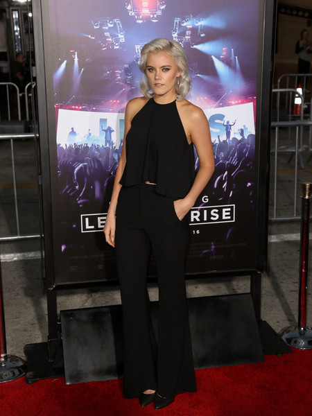Taya Smith Wide Leg Pants
