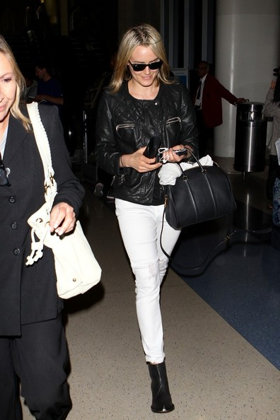 Taylor Schilling Ankle Boots []