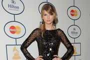 Taylor Swift Beaded Dress