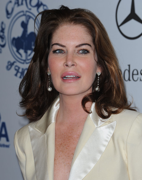 More Pics of Lara Flynn Boyle Dangling Spheres (1 of 12) - Lara Flynn Boyle Lookbook - StyleBistro