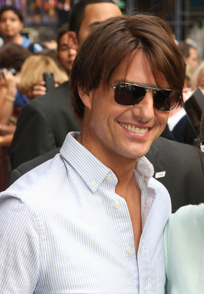 Tom Cruise Boy Cut