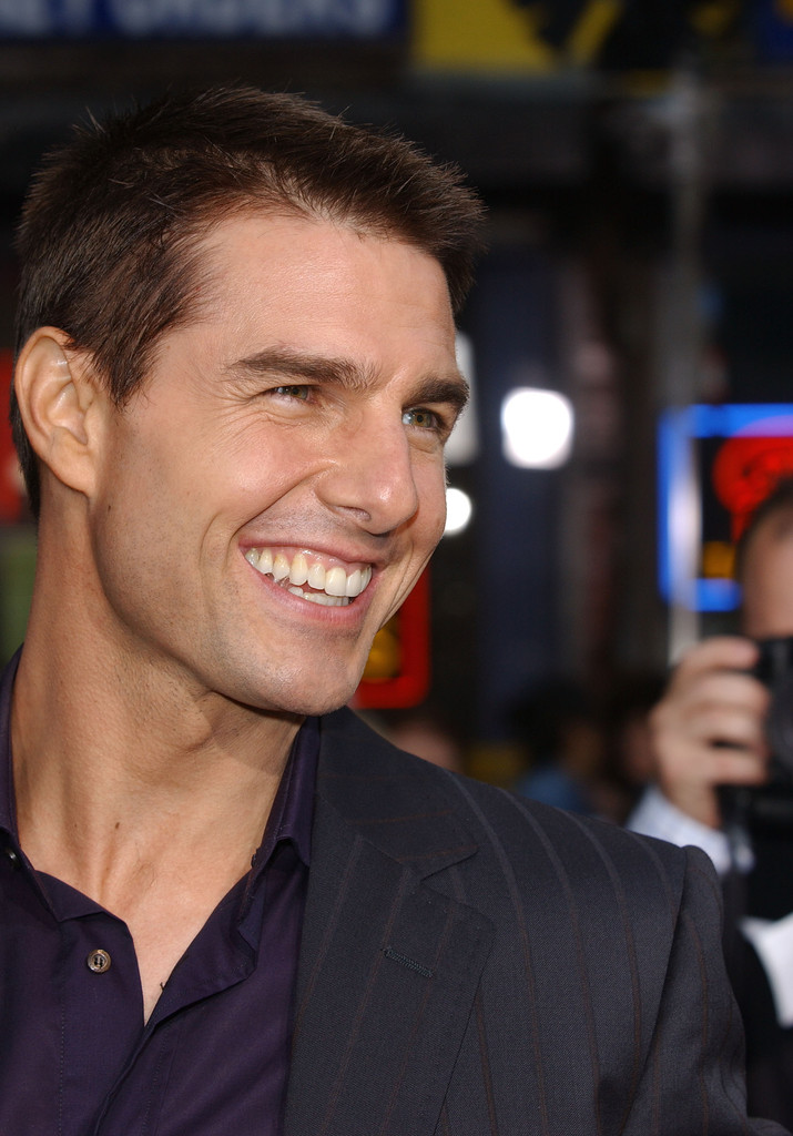 Tom Cruise Buzzcut Tom Cruise Hair Looks Stylebistro