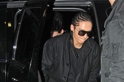 Tom Kaulitz Long Cornrows