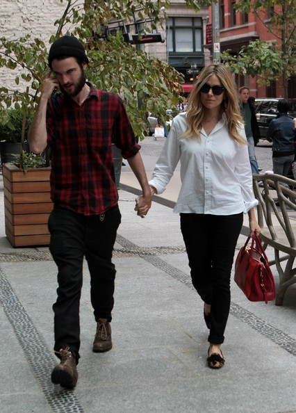 Sienna Miller And Tom Sturridge in NYC