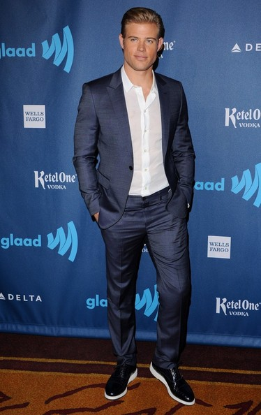 Trevor Donovan Men's Suit