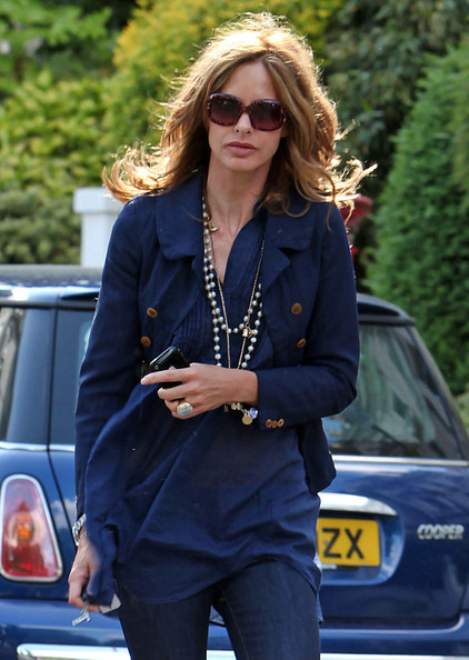 More Pics of Trinny Woodall Cropped Jacket (3 of 4) - Outerwear Lookbook - StyleBistro []