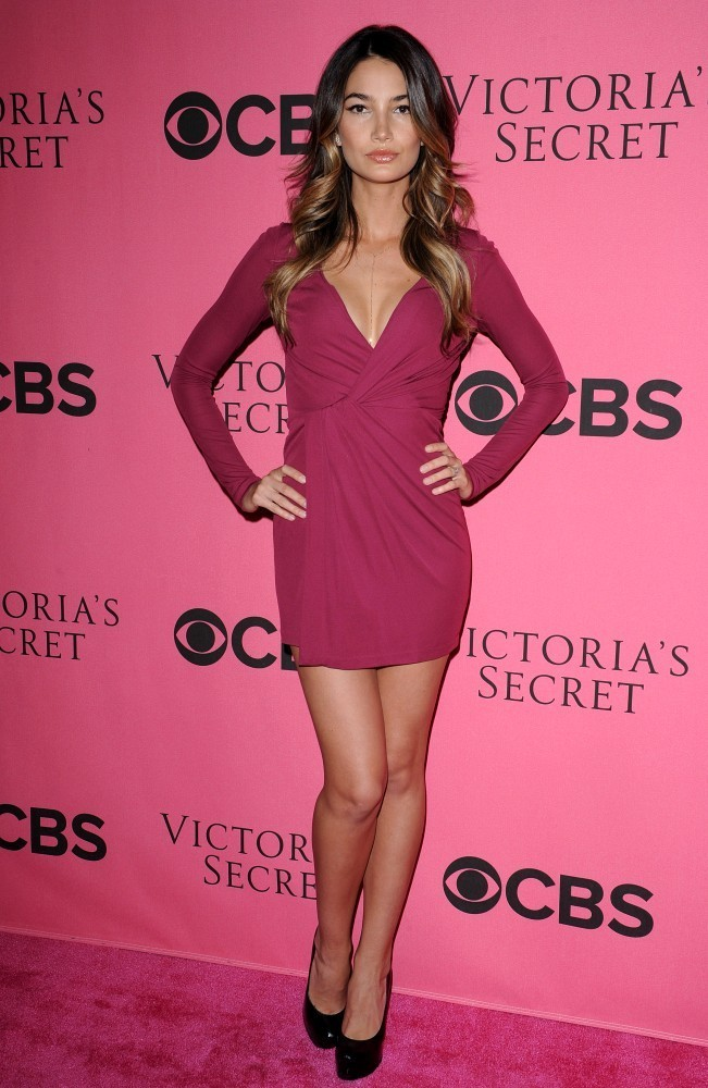 2011 Victoria's Secret Fashion Show Viewing Party.Samueli Theatre, Segerstrom Center for the Arts, Costa Mesa, CA.November 29, 2011.