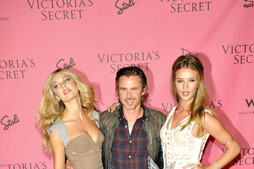 "Candice Swanepoel Rosie Huntington-Whiteley Victoria's Secret ""What Is Sexy?"""