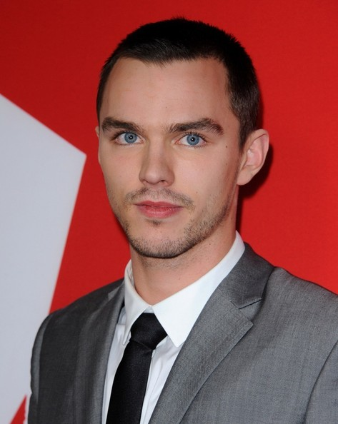 More Pics of Nicholas Hoult Men's Suit (5 of 14) - Men's Suit Lookbook - StyleBistro
