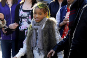 Willow Smith Sport Multicolored Adidas Sneakers