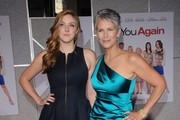 Jamie Lee Curtis and Annie Guest Photo