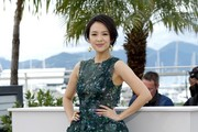 Zhang Ziyi Cocktail Dress