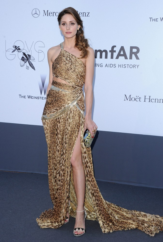 66th Annual Cannes Film Festival..amfAR's 20th Cinema Against AIDS Gala..Hotel du Cap-Eden-Roc, Antibes, France..May 23, 2013..Job: 130523AC1..(Photo by Axelle Woussen / Bauer-Griffin)..Pictured: Olivia Palmero.