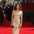 Sandra Oh in Marchesa, 2009