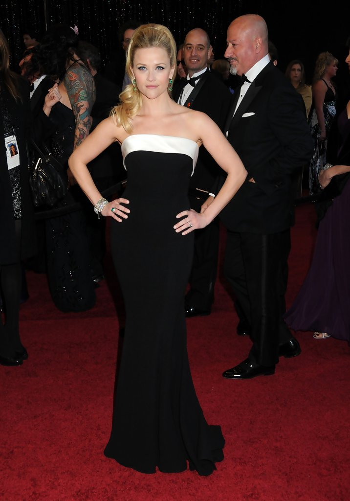 Reese+Witherspoon in 83rd Annual Academy Awards - Arrivals