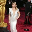 Caped Atelier Versace for the 2014 Oscars