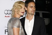 Charlize Theron and Stuart Townsend Photo