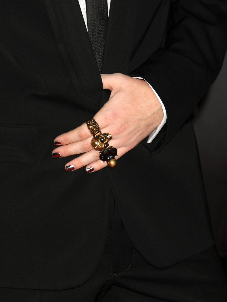 Adam Lambert Skull Ring Adam Lambert Jewelry Looks