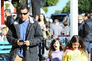 Adam Sandler and Sadie Sandler Photo