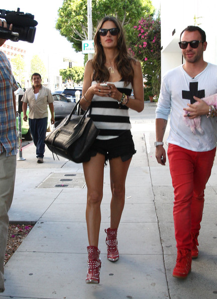 Alessandra Ambrosio Shoes
