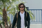 Alex Pettyfer Zip-up Jacket