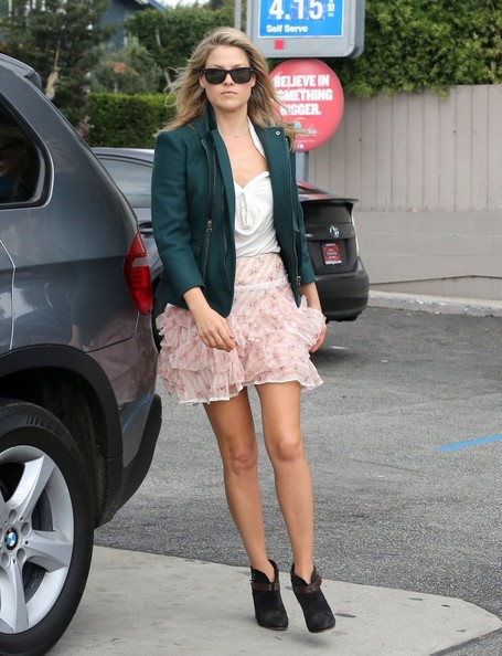 Ali Larter Ankle Boots