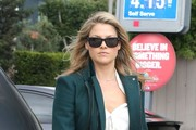 Ali Larter Zip-up Jacket