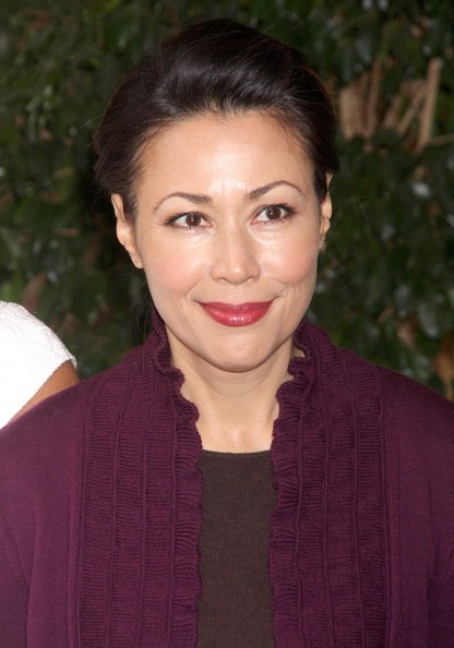 Ann Curry Hair