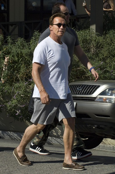 Arnold Schwarzenegger Shoes