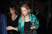 Ashley Benson Bomber Jacket