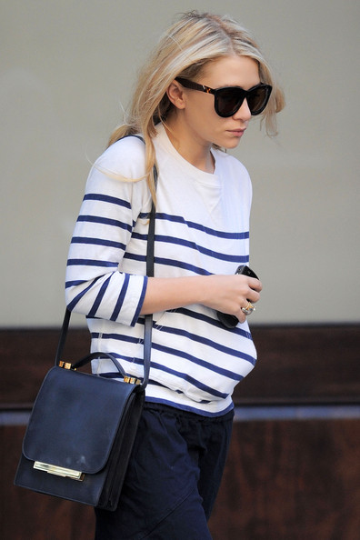 Ashley Olsen Cateye Sunglasses