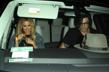 Ashley Tisdale Christopher French Ashley Tisdale and Husband Christopher French Head Out for a Date Night